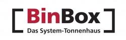 Binbox – Das System-Tonnenhaus Logo