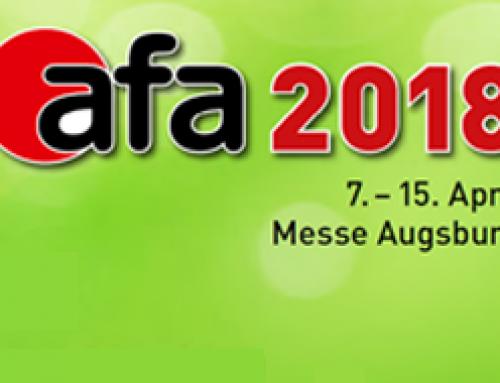 AFA 2018 – Messe Augsburg